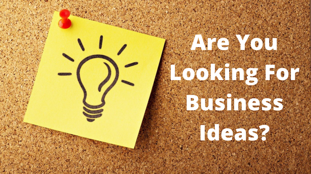 Business Ideas Online